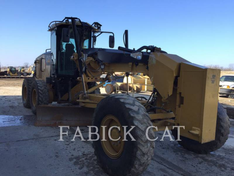 CATERPILLAR MOTORGRADER 120M equipment  photo 1