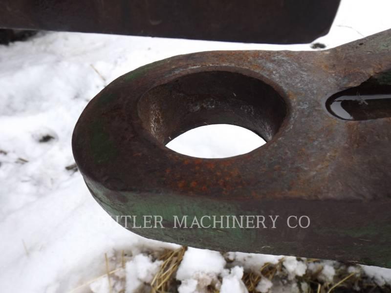 DEERE & CO. AG TILLAGE EQUIPMENT 637 equipment  photo 13