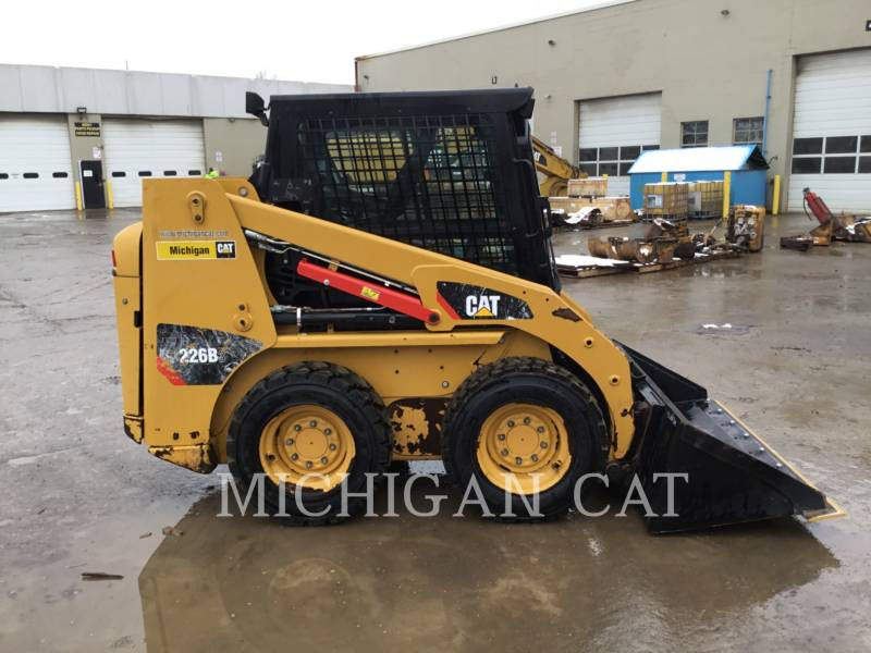 CATERPILLAR SKID STEER LOADERS 226B3 CQ equipment  photo 7