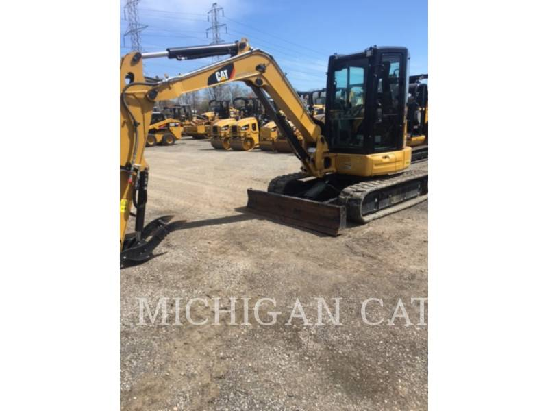 CATERPILLAR TRACK EXCAVATORS 305.5E2 ATQ equipment  photo 2