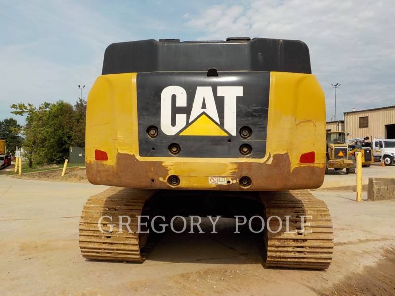 CATERPILLAR PELLES SUR CHAINES 349EL equipment  photo 13