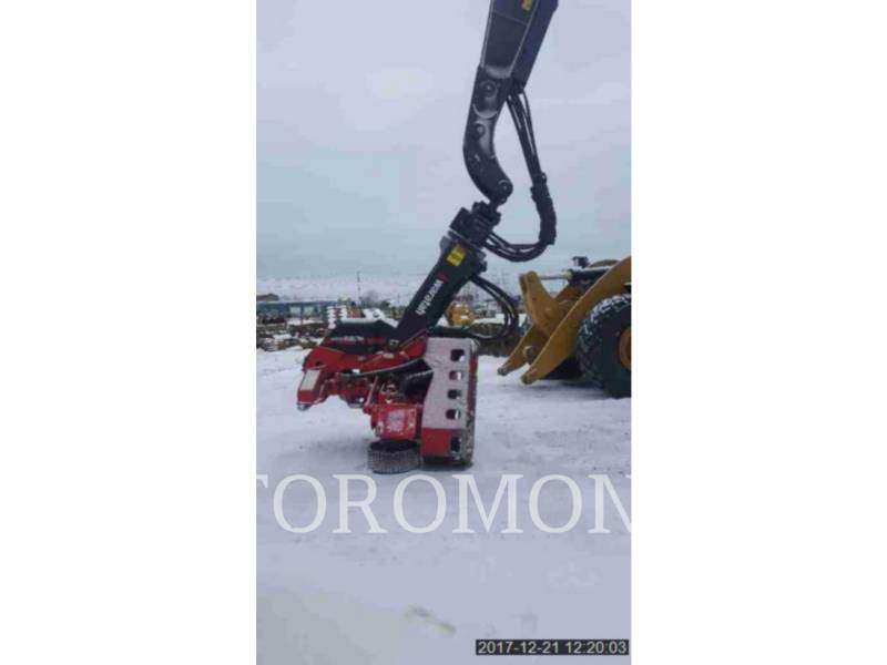 CATERPILLAR FORESTAL - EXCAVADORA 320D2FMGF equipment  photo 3