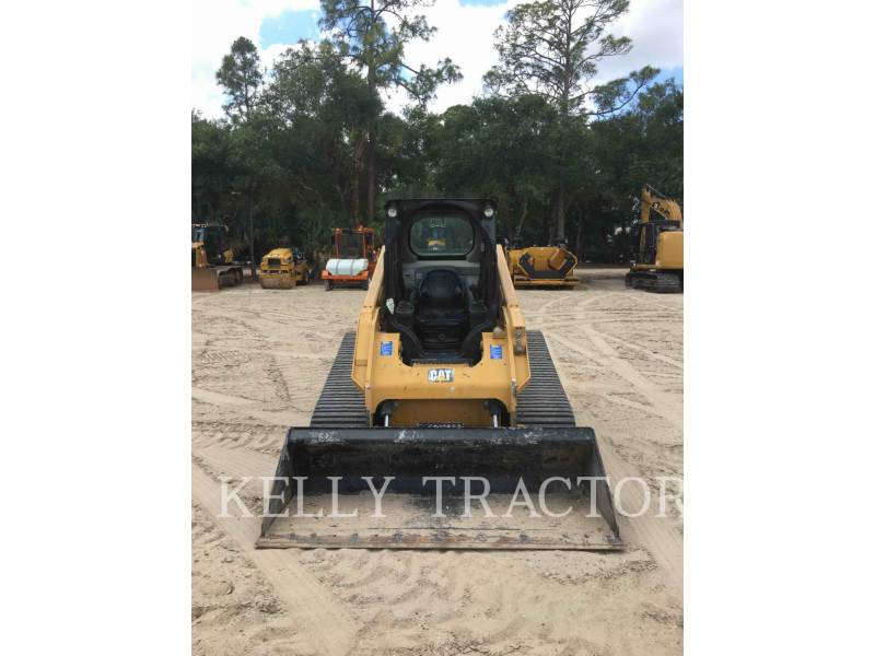 CATERPILLAR CHARGEURS TOUT TERRAIN 277D equipment  photo 11