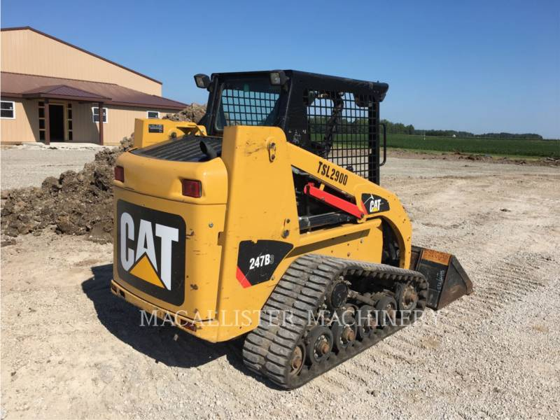 Caterpillar ÎNCĂRCĂTOARE PENTRU TEREN ACCIDENTAT 247B3 equipment  photo 4