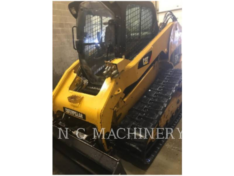 CATERPILLAR CHARGEURS COMPACTS RIGIDES 279C TL2CB equipment  photo 1