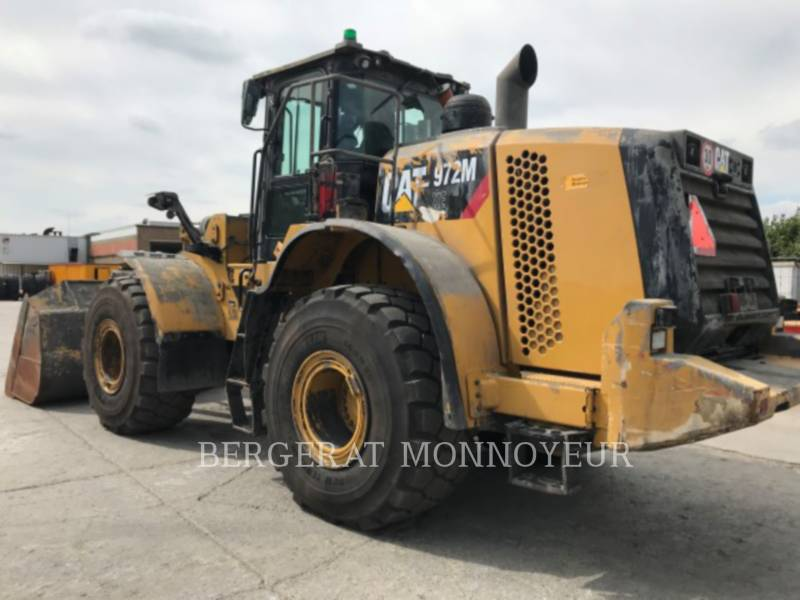 CATERPILLAR WHEEL LOADERS/INTEGRATED TOOLCARRIERS 972MXE equipment  photo 7