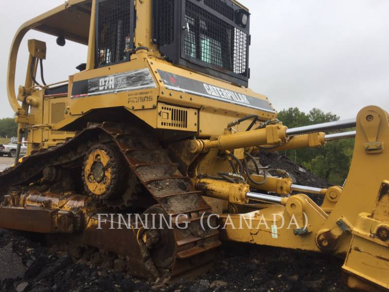 CATERPILLAR TRACK TYPE TRACTORS D7RIIXR equipment  photo 3