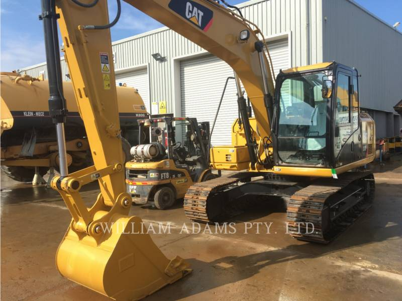 CATERPILLAR KETTEN-HYDRAULIKBAGGER 312FGC equipment  photo 1