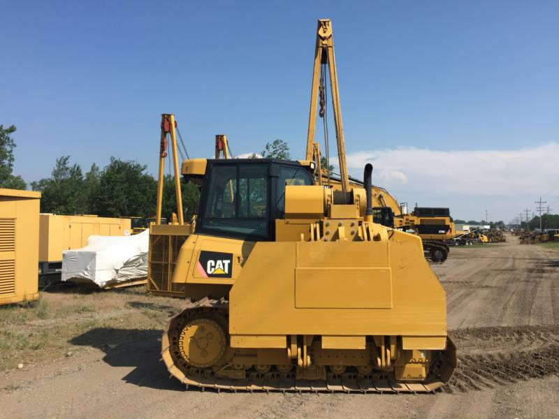 CATERPILLAR TRACTEURS POSE-CANALISATIONS PL61 equipment  photo 9