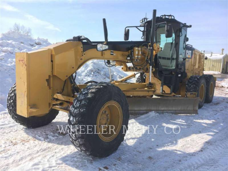 CATERPILLAR MOTOR GRADERS 140M2 ARO equipment  photo 1