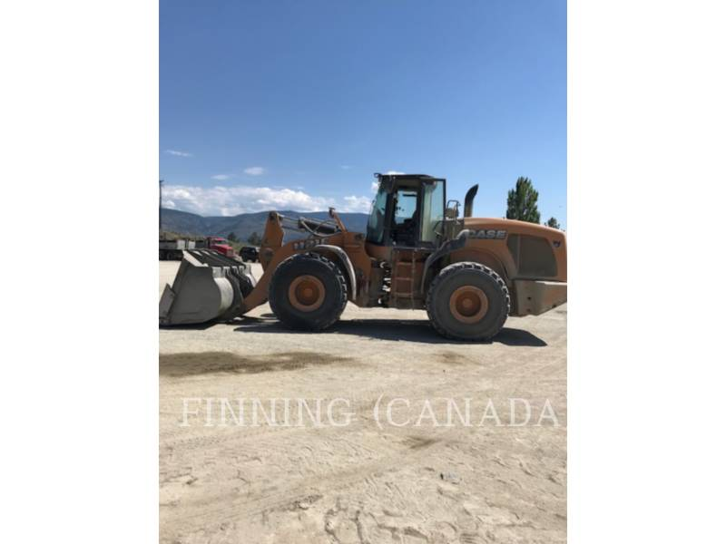 CASE WHEEL LOADERS/INTEGRATED TOOLCARRIERS 1121 F equipment  photo 1