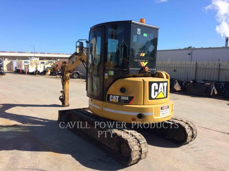 CATERPILLAR TRACK EXCAVATORS 305ECR equipment  photo 6