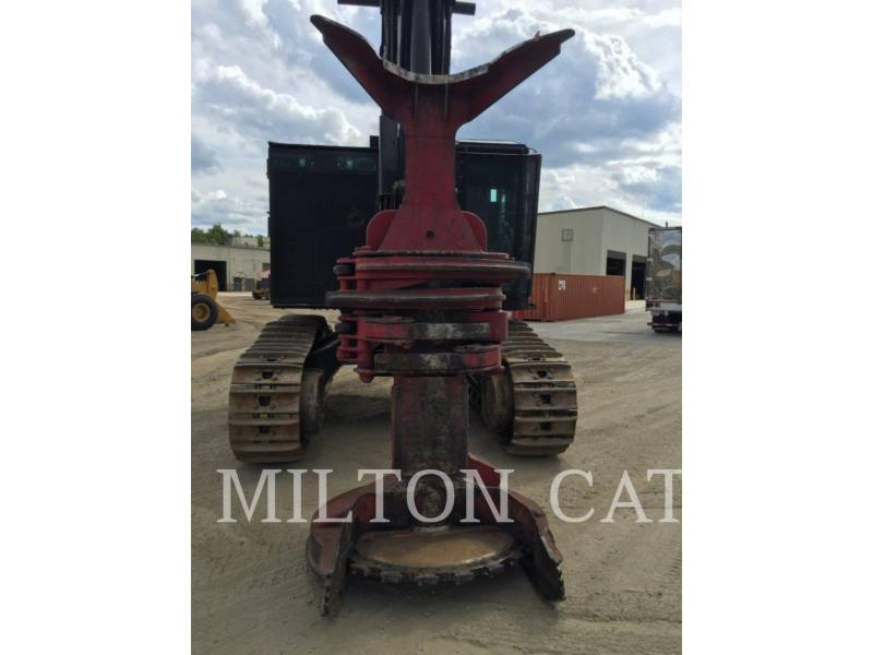 CATERPILLAR FORESTRY - FELLER BUNCHERS 521B equipment  photo 2
