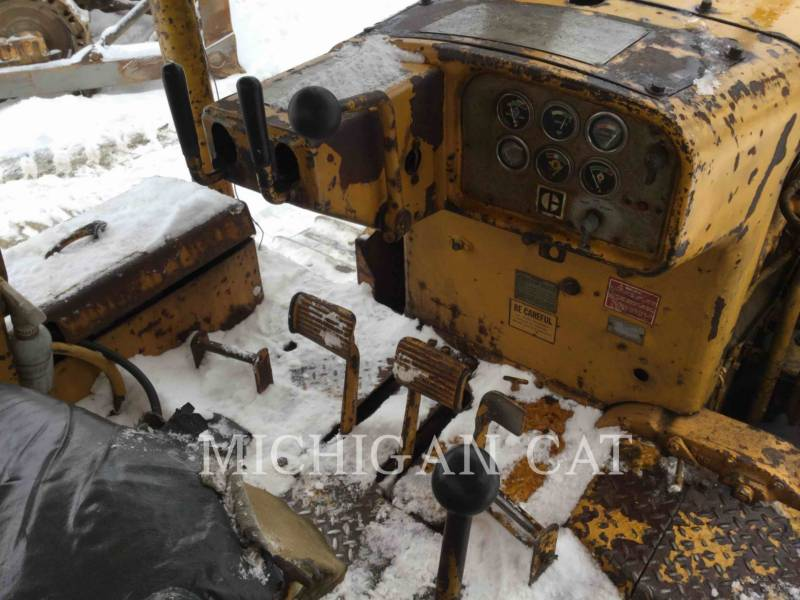 CATERPILLAR TRACTORES DE CADENAS D7E1970 equipment  photo 11