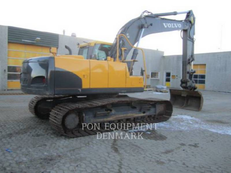 VOLVO CONSTRUCTION EQUIPMENT PELLES SUR CHAINES EC210CL equipment  photo 2