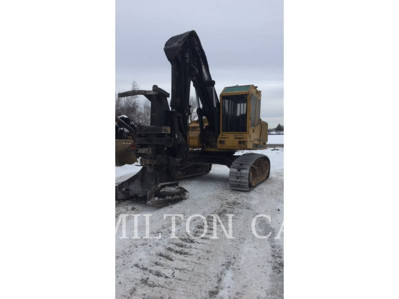 TIMBERKING FORESTRY - FELLER BUNCHERS TK921 equipment  photo 1
