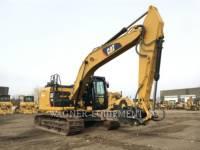 CATERPILLAR トラック油圧ショベル 320EL HMR equipment  photo 1