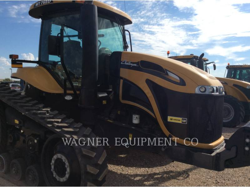 AGCO TRACTEURS AGRICOLES MT765D equipment  photo 3