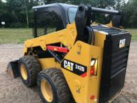 CATERPILLAR PALE COMPATTE SKID STEER 242 D equipment  photo 3