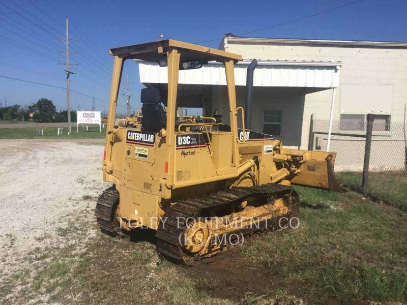 CATERPILLAR TRACK TYPE TRACTORS D3CIIIXL equipment  photo 2