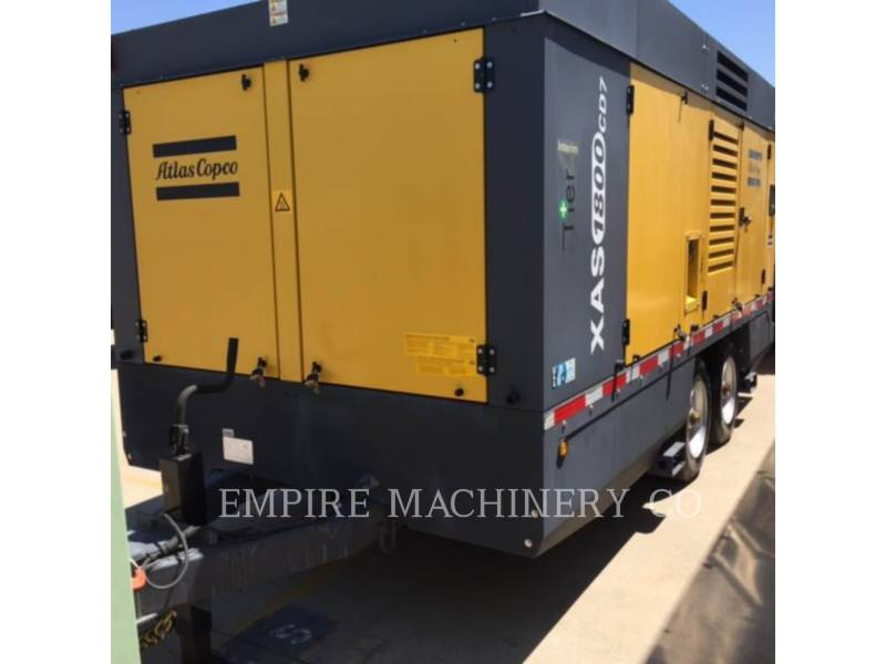 ATLAS-COPCO COMPRESOR DE AIRE XAS1800CD equipment  photo 2