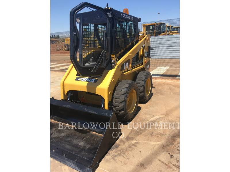 CATERPILLAR CHARGEURS COMPACTS RIGIDES 226 B SERIES 3 equipment  photo 4