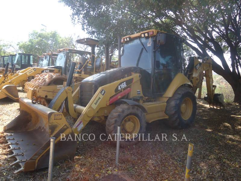 CATERPILLAR BACKHOE LOADERS 416EST equipment  photo 1