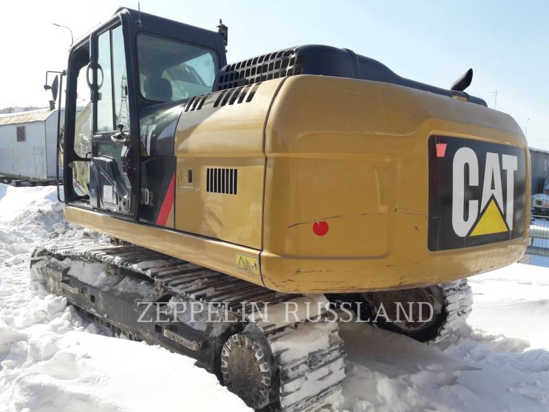 CATERPILLAR KOPARKI GĄSIENICOWE 320D2GC equipment  photo 2