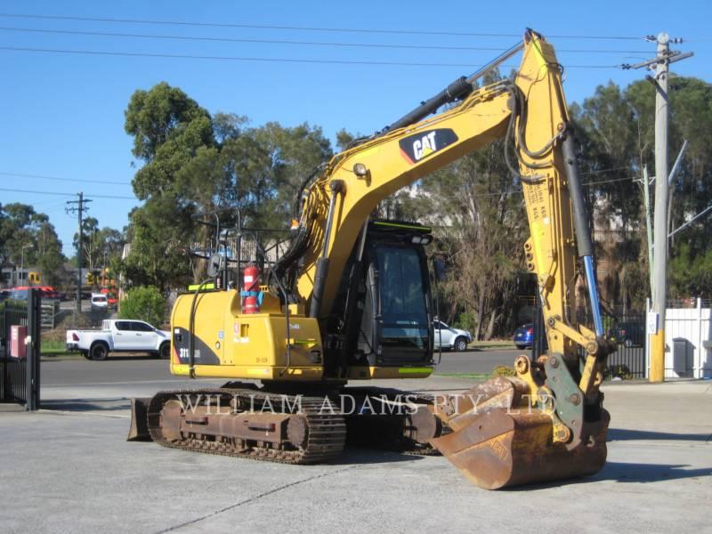 CATERPILLAR PELLE MINIERE EN BUTTE 311 D LRR equipment  photo 5