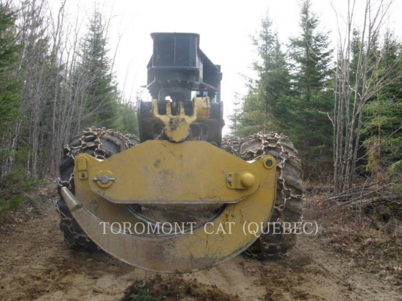 CATERPILLAR EXPLOITATION FORESTIÈRE - DÉBARDEURS 545C equipment  photo 5