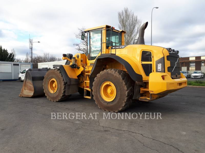 VOLVO CONSTRUCTION EQUIPMENT CHARGEURS SUR PNEUS MINES L180G equipment  photo 6