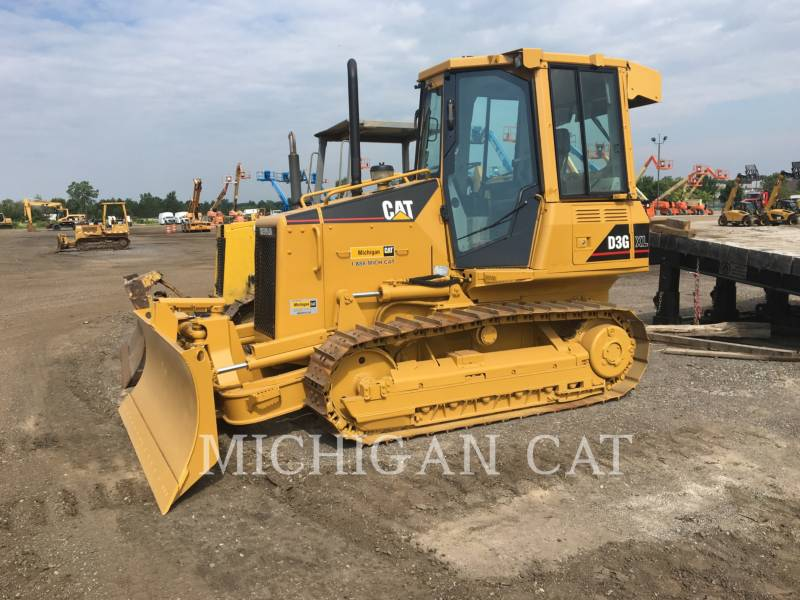 CATERPILLAR TRACK TYPE TRACTORS D3GX C equipment  photo 7