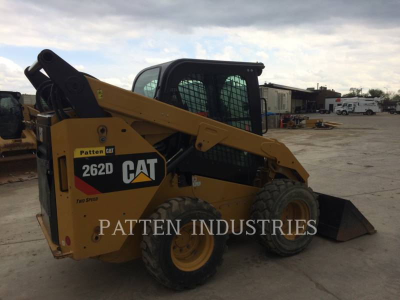 CATERPILLAR SKID STEER LOADERS 262D 2AIRH equipment  photo 3