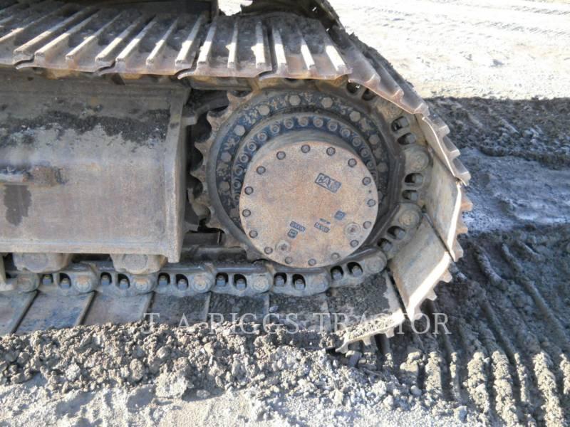 CATERPILLAR KETTEN-HYDRAULIKBAGGER 336EL equipment  photo 12