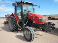 Equipment photo MASSEY FERGUSON MF5610-2C 農業用トラクタ 1