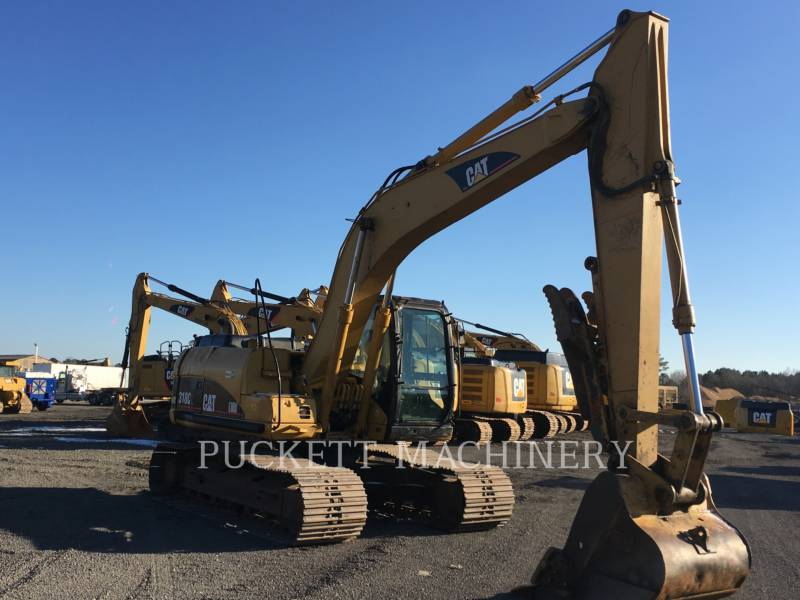 CATERPILLAR TRACK EXCAVATORS 318C equipment  photo 6