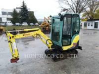 Equipment photo YANMAR SV17 トラック油圧ショベル 1