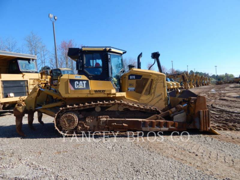 CATERPILLAR MINING TRACK TYPE TRACTOR D7E equipment  photo 1