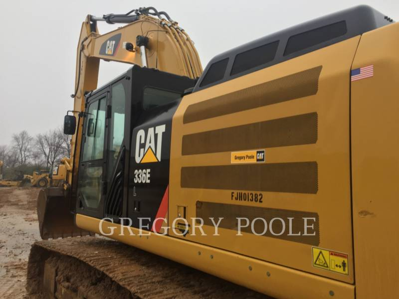 CATERPILLAR トラック油圧ショベル 336E L equipment  photo 9
