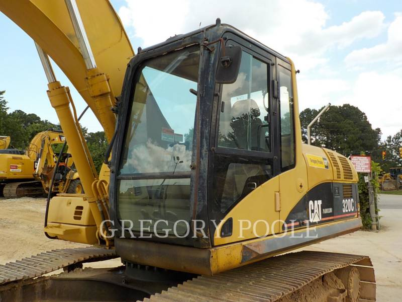 CATERPILLAR KOPARKI GĄSIENICOWE 320C L equipment  photo 2