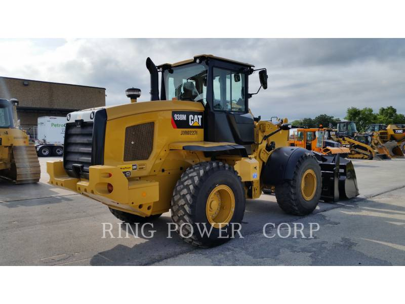 CATERPILLAR CARGADORES DE RUEDAS 938MQC equipment  photo 4