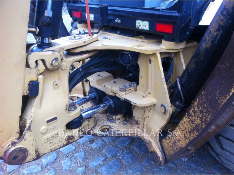CATERPILLAR BAGGERLADER 416EST equipment  photo 14