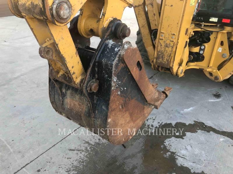 CATERPILLAR BACKHOE LOADERS 420FST equipment  photo 17