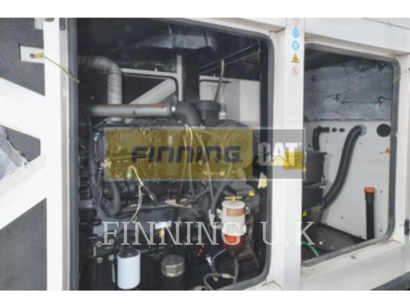 CATERPILLAR 固定式発電装置 XD80 equipment  photo 6