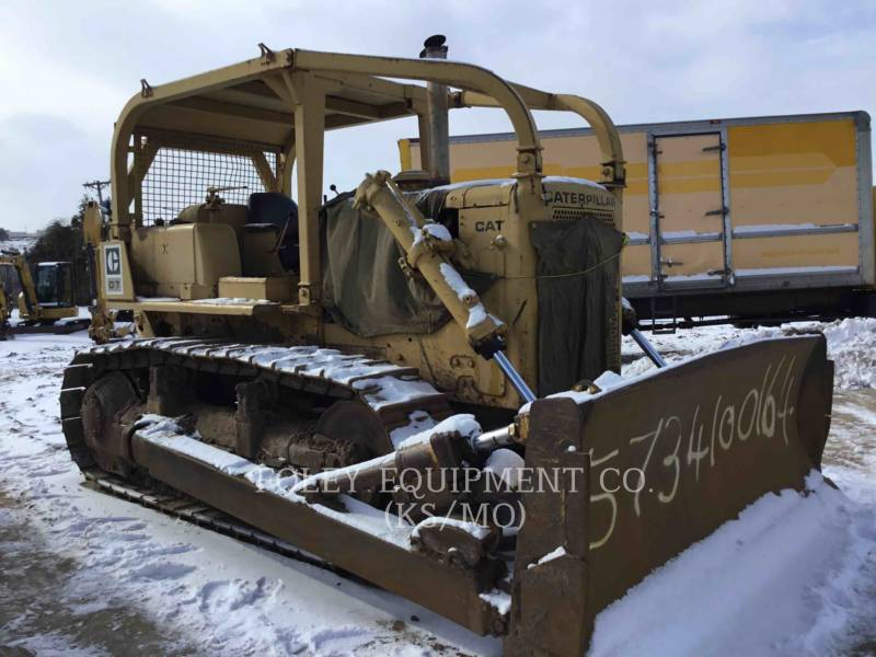 CATERPILLAR TRACTEURS SUR CHAINES D7F equipment  photo 4