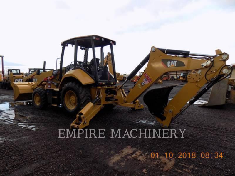 CATERPILLAR BACKHOE LOADERS 420F2ST equipment  photo 3