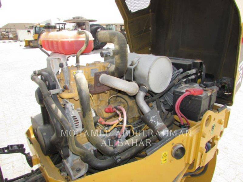 CATERPILLAR TANDEMOWY WALEC WIBRACYJNY DO ASFALTU (STAL-STAL) CB 22 B equipment  photo 10