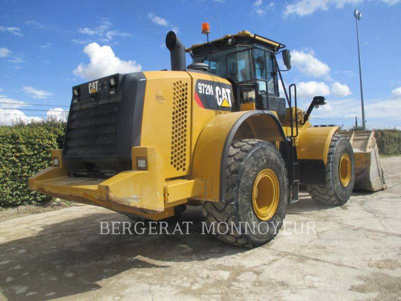 CATERPILLAR CARGADORES DE RUEDAS 972M equipment  photo 11
