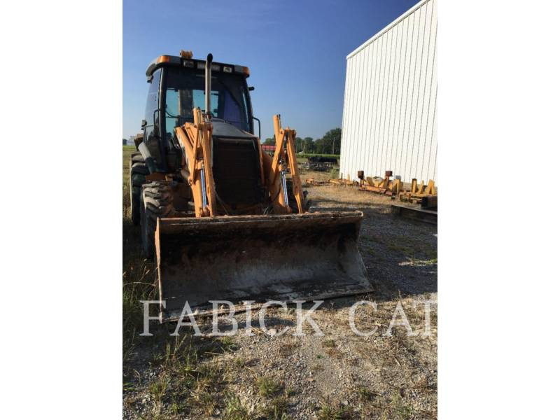 CASE/NEW HOLLAND BACKHOE LOADERS 580SM equipment  photo 1
