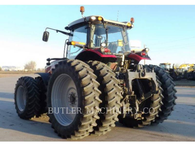 AGCO-MASSEY FERGUSON AG TRACTORS 8670 equipment  photo 1